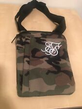 Siksilk Camo Cross Bag