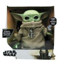 Mattel Yoda Star Wars The Mandalorian Action Figure With Accessories