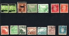 1942-44 Japanese Occupation of Philippines collection with overprints & imperf U