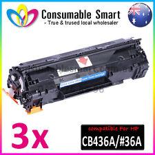 3 Compatible CB436A #36A HP LaserJet P1505n HP CB-436A Toner Cartridge