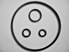 Whirlpool, GE + Water Softener 7129716 O-Ring Kit  / R&S 110-237NS / FDA EPDM