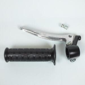Comando Sinistra Maniglia Leva Alluminio Liscio Frizione O Freno Moto X Vintage