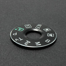 Replacement Camera Function Dial Mode Plate For Canon EOS 6D