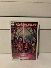 Excalibur # 1 Cover A First Print