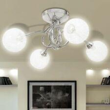 vidaXL Kronleuchter Deckenleuchte Deckenlampe Wohnzimmer Leuchte Lampe Lüster