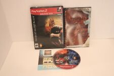 Twisted Metal Black Greatest Hits (Sony Playstation 2 ps2) Complete CIB Tested