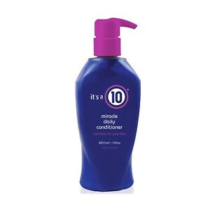 Its A 10  Miracle Daily Conditioner 10 oz / 295.7 ml Hydrates hair and scalp