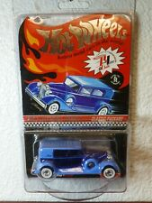 2004 HOT WHEELS RLC Red Linc Club sECLECTIONs SERIES - CLASSIC PACKARD