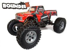 MINI ROCK CRAWLER BOUNDER 1/16 RADIO 2.4GHZ HIMOTO RTR 4WD ELETTRICO RC-370 RTR
