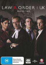 Law and Order UK - Season 2 : NEW DVD