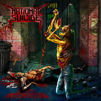 NATIONAL SUICIDE - Anotheround - LP Black [limited 300]