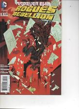 FOREVER EVIL. ROGUES REBELLION-- 3 OF 6 FEB 2014 MINT --THE NEW 52