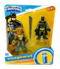 Imaginext Copperhead & Batman DC Super Friends GMR00 New 2020 HTF