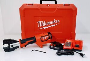 Milwaukee 2672-21 ForceLogic M18 Cable Cutter Kit w/ 750 MCM Cu Jaw