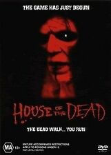 House Of The Dead (DVD, 2004)