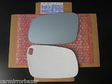 612LF - 1999 - 2004 LAND ROVER DISCOVERY Mirror Glass Driver Side LH + Adhesive