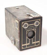 BROWNIE SIX-20 KODAK BOX CAMERA, VINTAGE, ART DECO
