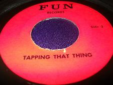Raunchy Novelty R&B 45: Boliver Shagnasty on Fun - Yo-Yo & Tapping That Thing