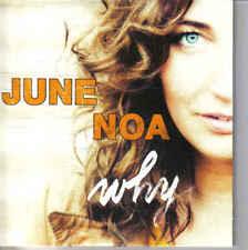 June Noa-Why cd single