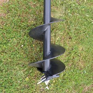 Daken Post Hole Digger Auger - 140mm