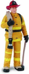 Safari ltd 226629 Bob The Firefighter 3 7/8in Series Men