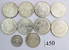 500 Schilling Silber