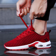 Men's Air Cushion Running Sneakers Sports Casual Tennis Walking Athletic Shoes