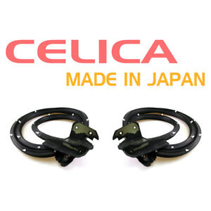 FOR TOYOTA CELICA TA22 TA23 RA25 RA28 FRONT DOOR INR LOWER WEATHERSTRIP RH / LH