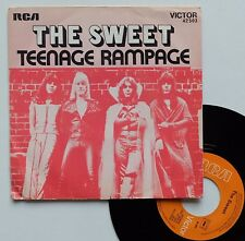 "SP The Sweet  ""Teenage rampage"""