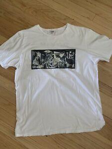 Picasso Guernica Shirt 2008 XL Fits M-L