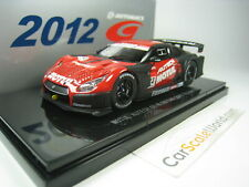 MOTUL AUTECH NISSAN GT-R SGT500 2012 #23 OKAYAMA TEST 1/43 EBBRO