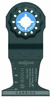 "Bosch OSL134C Starlock Carbide Plunge Cut Blade, 1-3/4"""