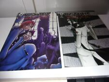 2 x Nightmares & Fairy Tales - USA SLG COMIC - No 1 and 2 2002