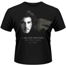 Game Of Thrones - Watcher On The Walls T-Shirt Unisex Tg. M PHM