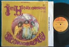 JIMI HENDRIX ARE YOU EXPERIENCED LP~ORIG 1968 TWO-TONE LABEL~SHRINK~1F/1A~PSYCH