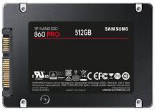 "Samsung SSD 860 Pro 512GB 2.5"" SATA III 3D NAND 512G Internal Solid State Drive"