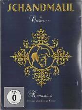 Schandmaul & Orchester Kunststück live aus dem Circus Krone DVD NEU