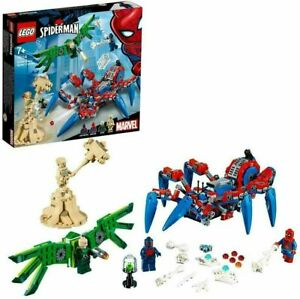 NEW AND SEALED LEGO 76114 MARVEL SUPER HEROES SPIDER-MAN'S SPIDER CRAWLER