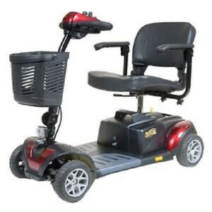 Golden Technologies BuzzAround XL™ Four Wheel Compact Travel Patient Scooter