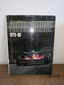 AUTOCOURSE 1979-80 F1 Grand Prix Motor Racing Annual
