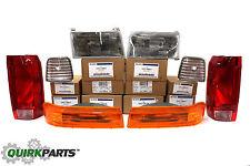 Ford F150 F250 F350 Bronco Headlights Corner Turn Signal Taillights Set Of 8 OEM