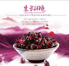 High Quality Blooming Compressed Rose Buds Herbal Tea Flower Tea Cake tea DIY