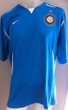 Vintage Inter Milan Nike Football Jersey 100 Anni 1908-2008 Milano X-Large New