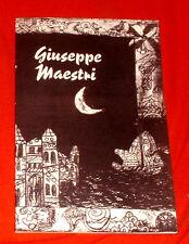 GIUSEPPE MAESTRI / Catalogo opere d'arte - Ediz. Alusuisse Italia