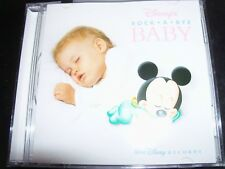 Walt Disney / Disney's Rock a Bye / Rockabye Baby CD - Like New