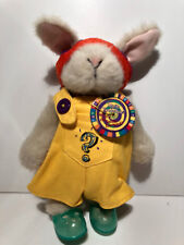 ~ Hoppy VanderHare~ What's the Secret Password ~With Tags - 1991~