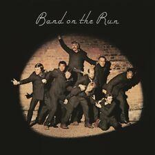 Banda en la carrera por Paul McCartney Wings (Vinilo Disco Lp) Coleccionable Música