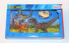 Schleich 42259 Velociraptor auf der Jagd Dino Dinosaurier Neuware / New