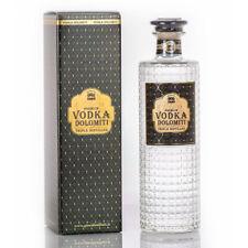 Vodka Premium Dolomiti Triple Distilled Pura Giori Distillati Del Trentino 70 cl