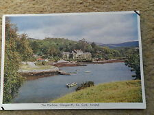 POSTCARD.THE HARBOUR GLENGARRIFF Co.CORK IRELAND.CARDALL SERIES. NOT.POSTED